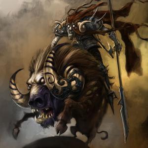 3DMedia Toonz! - Devil's boar