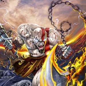 3DMedia Toonz! - PSM3 - God of war 2