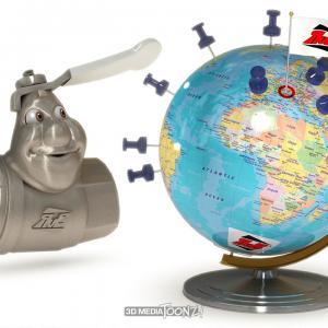 3DMedia Toonz! - RuB valves